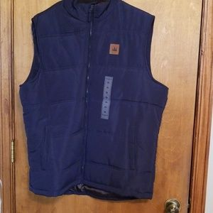 Field and Stream Quilted Vest